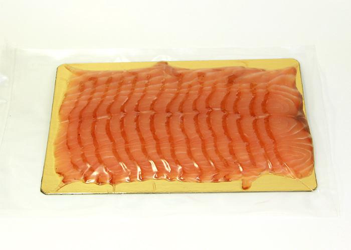 Cold smoked chilean nova salmon sliced 0 5 0 6 lb for Cold smoking fish