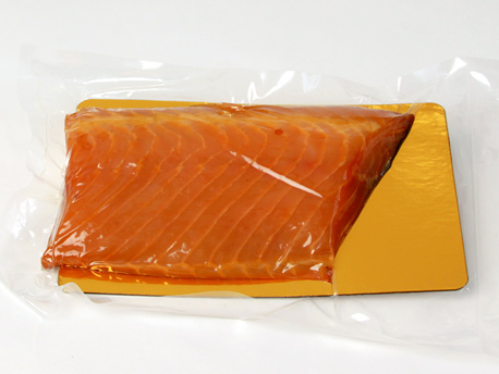 Cold Smoked Siberian Sturgeon (fillet) 0.60 - 0.75 lb